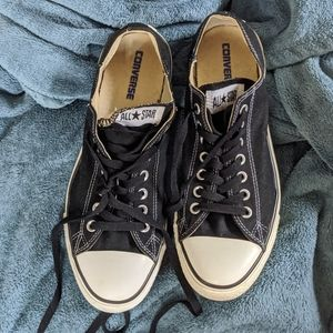 Black Chucks Men
